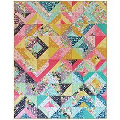 "Joyful Quilt by Tamara Kate /80x100"" - FREE DOWNLOADS - GET INSPIRED"