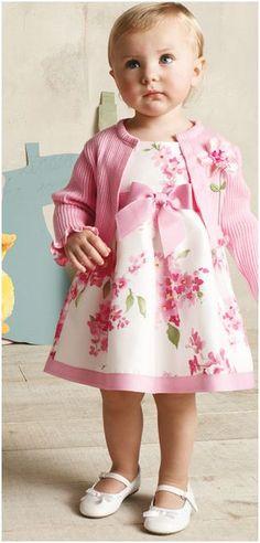 Me encanta este vestido para Isabella