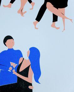 Serigrafia manual a 3 cores Edição limitada Assinadas Tamanho aproximado 40cm x 50cm Papel Fedrigoni Materica 360gr ~ Handmade 3 colours silkscreen...