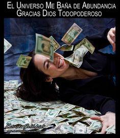 Afirma: El Dinero forma parte de mi energía positiva y lo muevo con facilidad...sigue LEYENDO haciendo CLIC en la FOTO