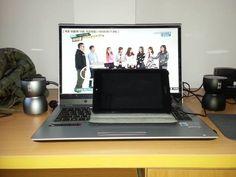 김명식님이 보내주신 초호화 PC 스피커입니다^^
