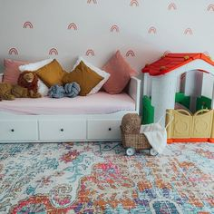 Cinema Room, Transitional Rugs, Color Splash, Playroom, Toddler Bed, Vibrant, Flooring, Colour, Create