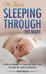 Parents' favorite guide to better nights. Proven no-tears techniques that help your toddler and baby sleep through the night, effective thanks to 3 doable steps.