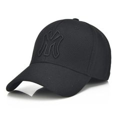 NEW TOYOTA  HAT CAP  BLACK EMBROIDERED WITH RED STITCHING SOLID BACK ADULT SIZE