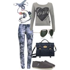 Can't Buy Me Love, created by xoxjordyn on Polyvore
