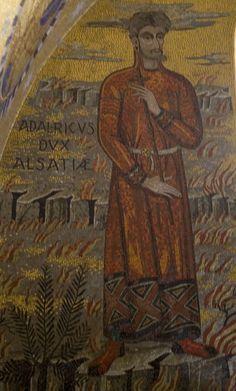 Ethicon-Adalric d'Alsace (635-689)