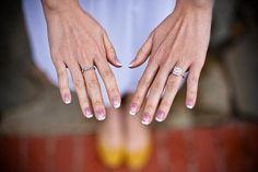 use baking soda to make nails whiter