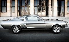 Shelby Mustang 350 GT