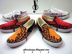 DIY shoes design dea