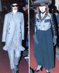 """""""Jean-Paul Gaultier Fall/Winter 1993 """""""