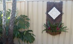 Vertical Gardens, Fencing, Ladder Decor, Drill, Create Your Own, New Homes, Gardening, Patio, Steel