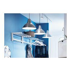 TJUSIG Perchero/estante - blanco - IKEA