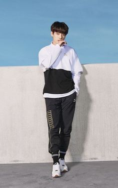 That puma gear looks good on you Jungkook!! Me: *starts looking up puma products* Also Me: ...Ima be broke if I buy all dat