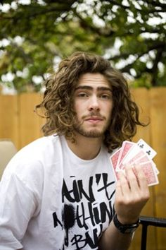 Danny Davis. I swear I'm going to marry a snowboarder .