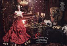 Grace Coddington, a visionária da Vogue - Choco la Design | Choco la Design | Design é como chocolate, deixa tudo mais gostoso.