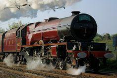 /by DeanM66A #flickr #steam #engine