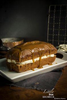Ginger Loaf | Little Box Brownie