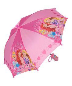 Look at this #zulilyfind! Disney Princess Character-Handle Umbrella #zulilyfinds