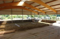 Dream Stables, Horse Stables, Horse Barns, Horses, Rinder Stall, Field Shelters, Cattle Barn, Self Build Houses, New Farm