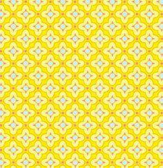 Heather Bailey Bijoux Tiled Primrose Gold