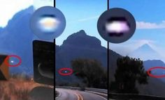 """MEXICO - The Return of the """"Light of Ships"""" (UFOS) in Tepoztlan in the Valley of Magic and Mysticism !!"""