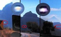 """MÉXICO - O Retorno das """"Naves de Luz"""" (UFOS) em Tepoztlan no Vale da Magia e Misticismo!!"""