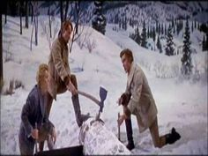 Love Seven Brides for Seven Brothers, this is one of the awesome scene where they are singing Lonesome Pole Cat.