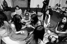 a henna party