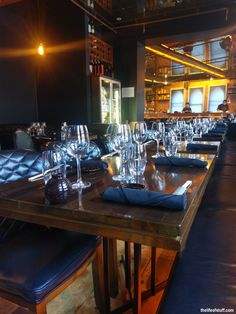 Taste at Rustic by Dylan McGrath, 17 South Great George's St, Dublin 2