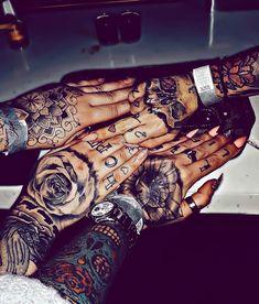 Hand Tattoo Art ##Tattoos - psyk02mikmak07 - Google+