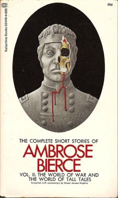 1888, October 14: The Supernatural Disappearance Stories of Ambrose Bierce