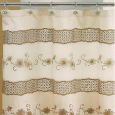 Veronica Shower Curtain