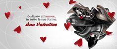 San Valentino: sconti, amore e fantasia! Passi Italiani. Dedicato all'amore in tutte le sue forme