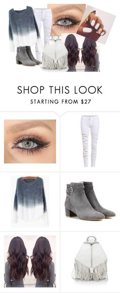 """""""new student"""" by english-girl-1 on Polyvore featuring Gianvito Rossi et Rebecca Minkoff"""