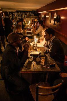 #PortsideParlour #London #AddieChinn #Rum #Bar