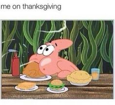 Me on Thanksgiving
