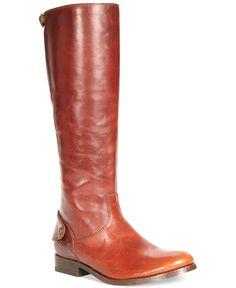ee2caf4c8641 Frye Women s Melissa Button Back Zip Wide Calf Boots - Boots - Shoes -  Macy s Frye