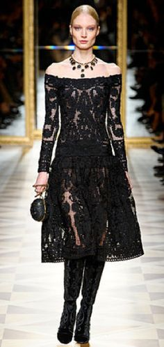 Dolce & Gabbana autumn/winter 2012 campaign