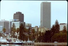 Barrack St Jetty and view of Perth, 1980 Wonderful Picture, Photos Of The Week, Western Australia, Perth, Skyscraper, February 3rd, Architecture, Nostalgia, Lost