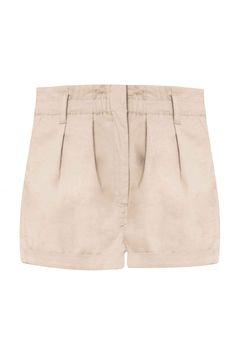 SHORTS MURPHY Shorts, cós em elástico com passantes, 4 bolsos, barra italiana e fechamento frontal em zíper e colchetes.