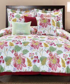Look what I found on #zulily! Westerley Six-Piece Comforter Set #zulilyfinds
