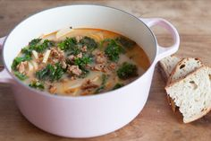 Use Your Dutch Oven: 18 Recipes To Make Right Now | Zuppa Toscana