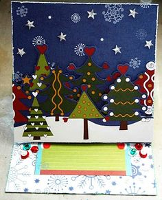 .: Armação cartão PAP de Natal