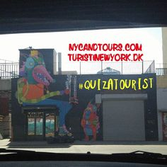 #QuizATourist : Where do you go for great #graffiti and #murals?  #nycandtours #turistinewyork #sightseeing #touring #tourguide #guide #newyorkrejsetips #nycrejsetips #danmark #danish #denmark #skandinavisk #ferie #vacation #rejs #rejseliv #turengårtil #vismigditnewyork #newyorkcityskyline  #turengårtilnewyork #nyc #ny #newyork #touristguide #turengårtilnewyork #traveltips