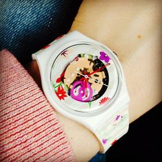 #Swatch BLOSSOMING LOVE http://swat.ch/1gEJLh8