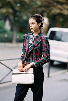 Vanessa Jackman: Paris Fashion Week SS 2013....Tati