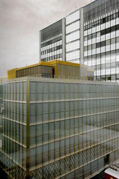 Peter Maerkli - Novartis Campus.Basel, 2006 © Paolo Rosselli