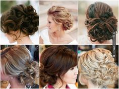 This is the hairstyle I will be wearing for my wedding, then wear it down for the reception.