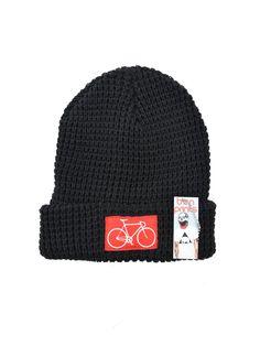Bike Beanie, By Ben Prints On Etsy