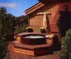 hot tubs pictures | home page japanese ofuros oval hot tubs teak hot tubs jarrah hot tubs ...